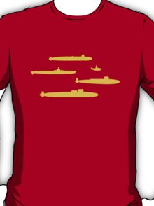 Yellow Submarines T-Shirt