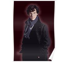 Benadryl Cumberbund as: Sherlock Poster