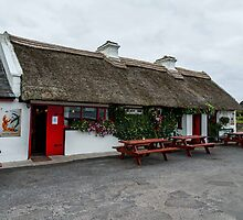 The Beach Bar, Aughris Head, Sligo, Ireland by Mark Bangert