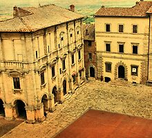 Nine Arches-Tuscany by Deborah Downes
