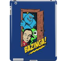 Monsters & Sheldon iPad Case/Skin