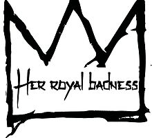 Her Royal Badness (1) by rukycouture