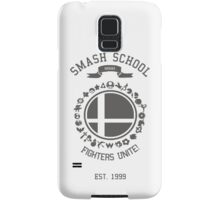 Smash School United (Grey) Samsung Galaxy Case/Skin