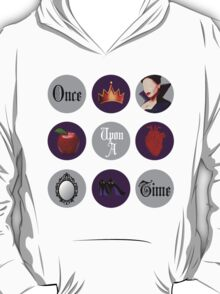 Regina Mills, Once Upon a Time T-Shirt
