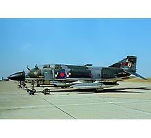McDonnell F-4M Phantom FGR.2 XV438/A Photographic Print