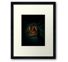 Somebody That I Used To Know Framed Print