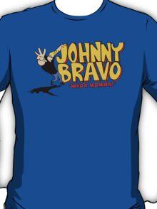 Johnny Bravo - Whoa Mamma! T-Shirt
