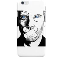 Dr. House Has a Wonderful Bedside Manner iPhone Case/Skin