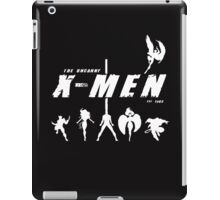 Uncanny X-Men Stand iPad Case/Skin