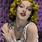 Hollywood Bombshell Lana Turner by jeastphoto