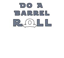 Barrel Roll Photographic Print