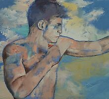 Boxer by Michael Creese