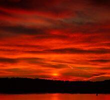 Dusk Burning Sunrise by Owed to Nature