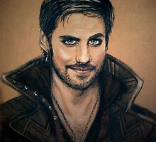 Captain Hook by Sarah  Mac