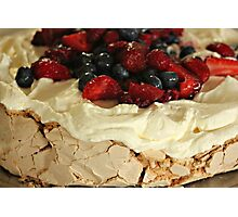 Christmas Day Pav! Photographic Print