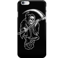 Classic Grim Reaper iPhone Case/Skin