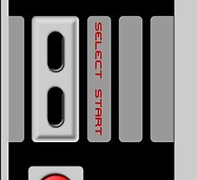 NES Samsung Phone Case by snesfreak