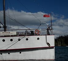 TSS Earnslaw, Lady of the Lake by sailgirl