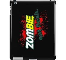 Zombie - Eat Flesh iPad Case/Skin
