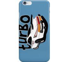 Porsche 911 Turbo iPhone Case/Skin