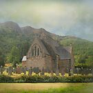 The Old Highland Church by peaky40