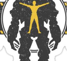 Titan Pilot Training Academy Sticker