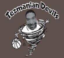 Tezmanian Devils - Workaholics  by shirtsforshirts