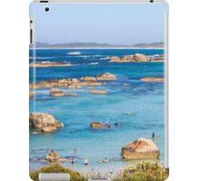Green's Pool, Denmark iPad Case/Skin