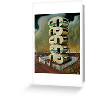 Outback Highrise Greeting Card