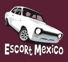 Ford Escort Mk1 by velocitygallery