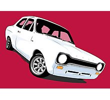 Ford Escort Mk1 Photographic Print