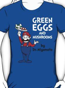 Green Eggs and Mushrooms T-Shirt