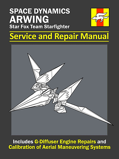 Arwing Service and Repair Manual by Adho1982