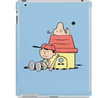 Earthbrown: A Boy and his Saturn iPad Case/Skin