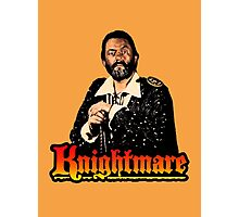 Knightmare Photographic Print