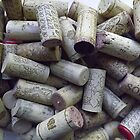 Wine Corks by Timothy  Ruf