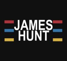 James Hunt by movieshirt4you