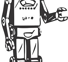 robot by Vana Shipton