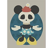 Mrs. Mouse Photographic Print