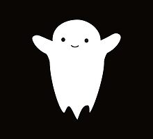 Cute Ghost by Eggtooth