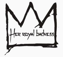 Her Royal Badness (1) T-Shirt