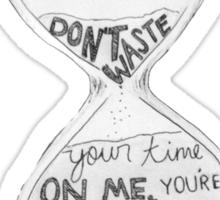 I Miss You - Blink 182 (2) Sticker