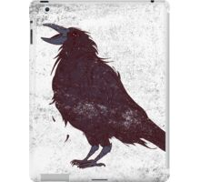 The Dark Bird iPad Case/Skin