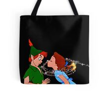 peter and wendy (2) Tote Bag