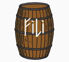 Fili in barrel by AAA-Ace