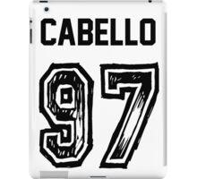 Cabello '97 iPad Case/Skin