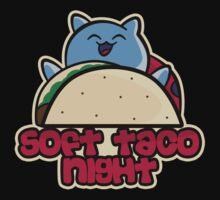 Soft Taco Night Kids Clothes
