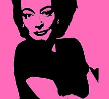 Joan Crawford - WWJD? by Snockard