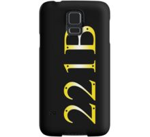 221B Samsung Galaxy Case/Skin