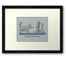 Inevitable Framed Print